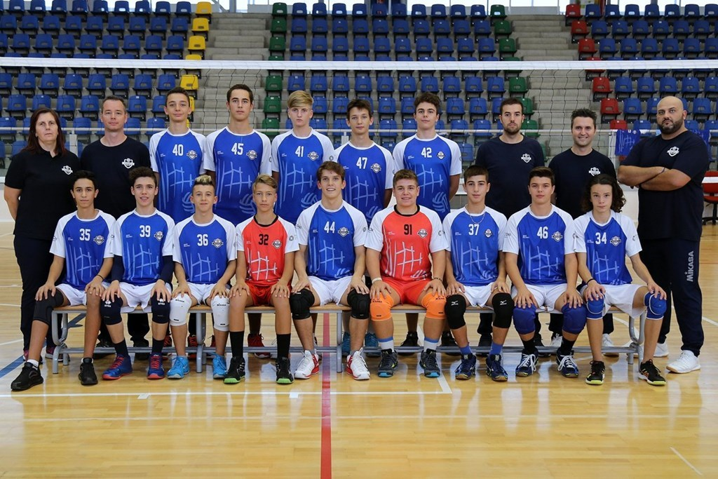 U16 M Dinamica Volley Monselice